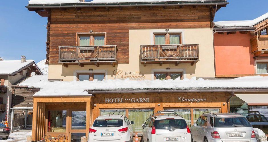 HOTEL CHAMPAGNE LIVIGNO - Livigno, Italia
